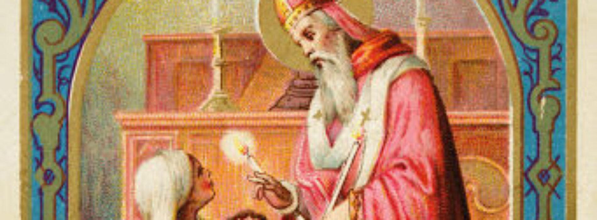 San Biagio, il vescovo martire invocato per proteggere la gola