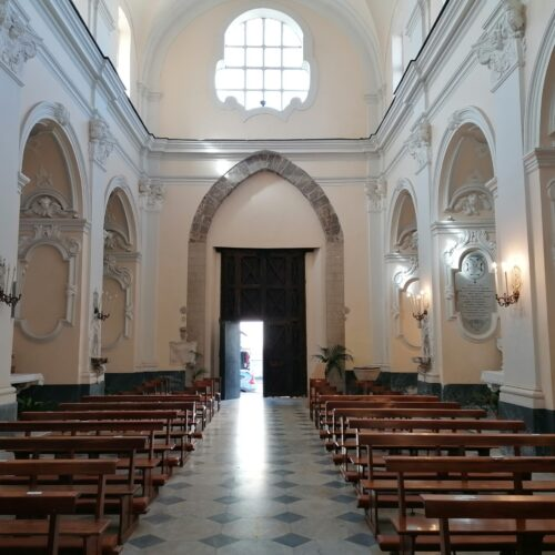 San Domenico a Capua, ripartono le celebrazioni eucaristiche
