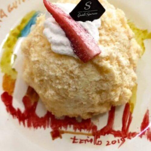 La mimosa di Guido Sparaco, e l'otto marzo diventa più dolce