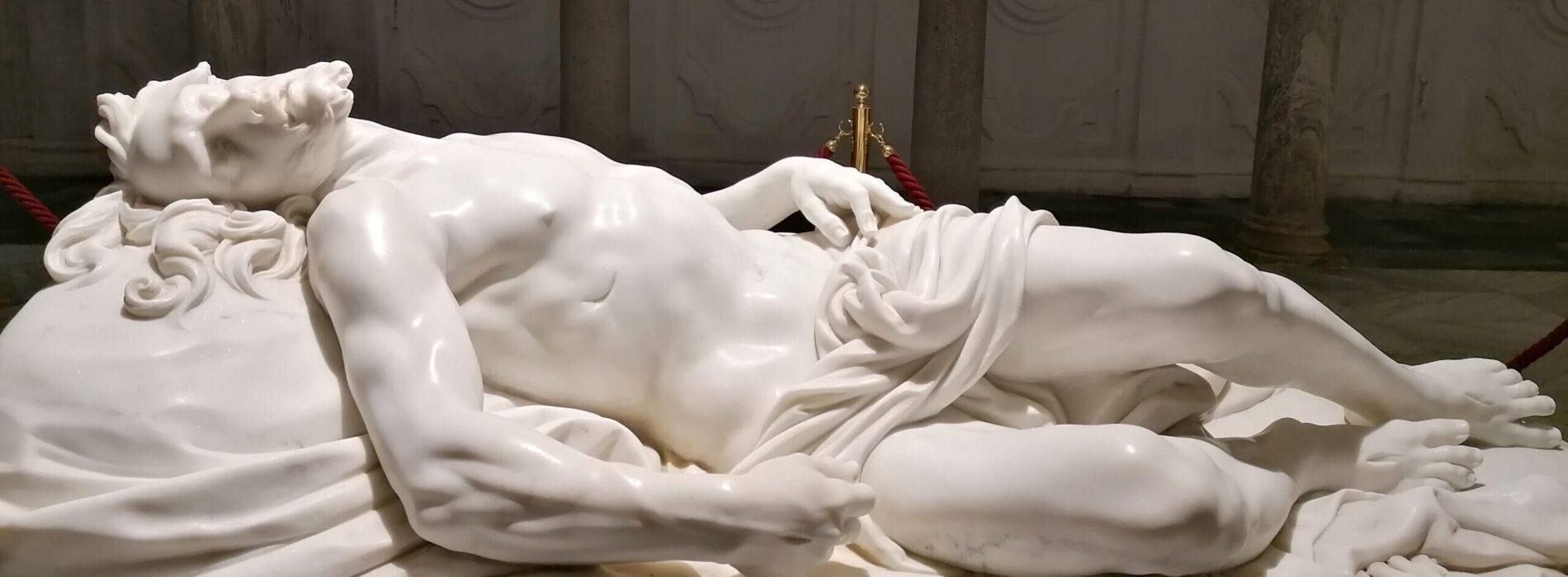 La Pasqua e la Passione, il Cristo deposto di Matteo Bottigliero
