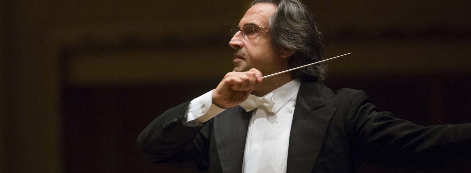 Che concerto! Riccardo Muti apre il Campania Teatro Festival