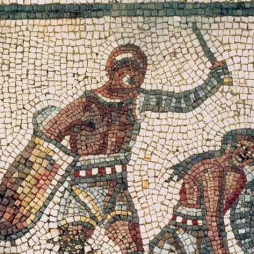 Gladiatori, al Mann la presentazione della mostra digitale