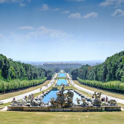 La Reggia verso il Museo Verde, gli artisti raccontano il Parco