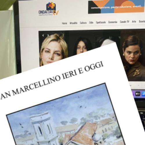 San Marcellino ieri e oggi, in un libro i ricordi di Ettore Cantile
