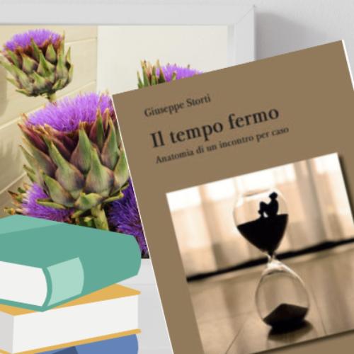 Il tempo fermo, il romanzo di Giuseppe Storti va online