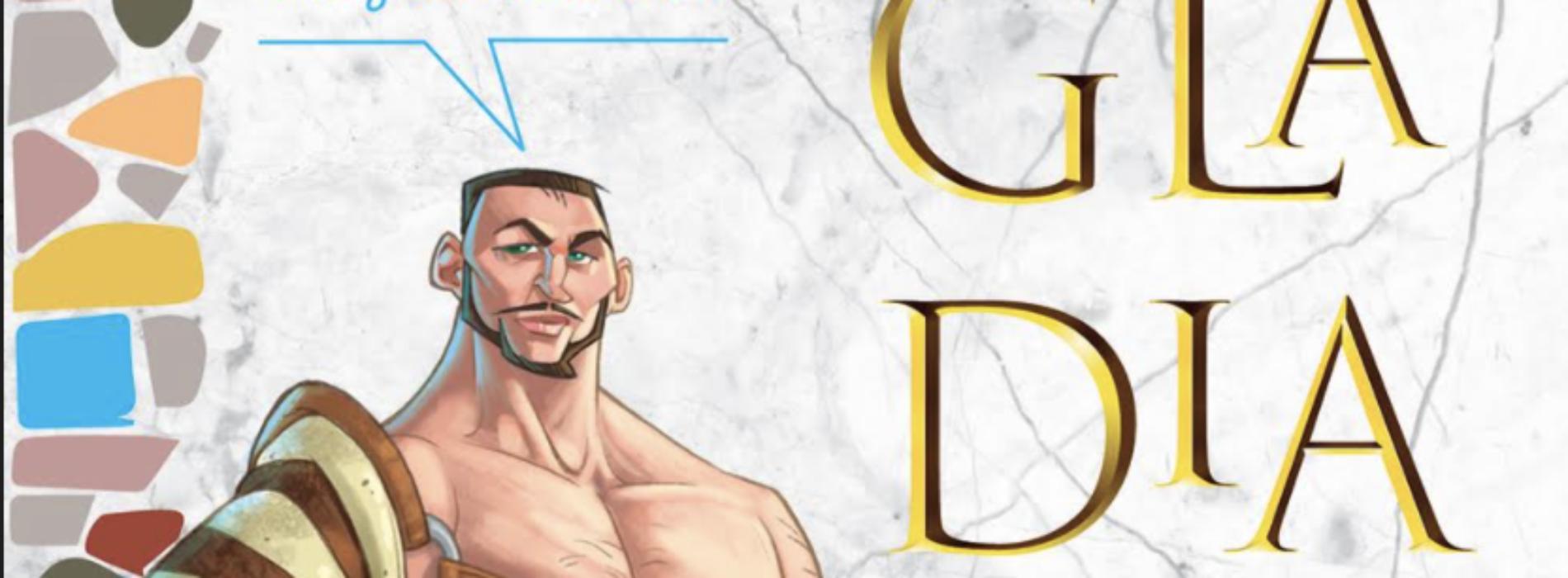 I Gladiatori, un gioco da ragazzi. In un libro la mostra al Mann