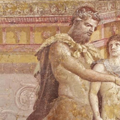 Il Dantedì al Mann, l'archeologia si rende divina per i suoi eroi