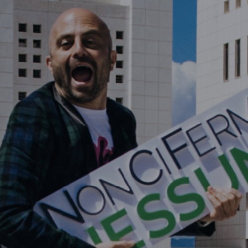 #nocifermanessuno, Campus Manzoni diretta con Luca Abete