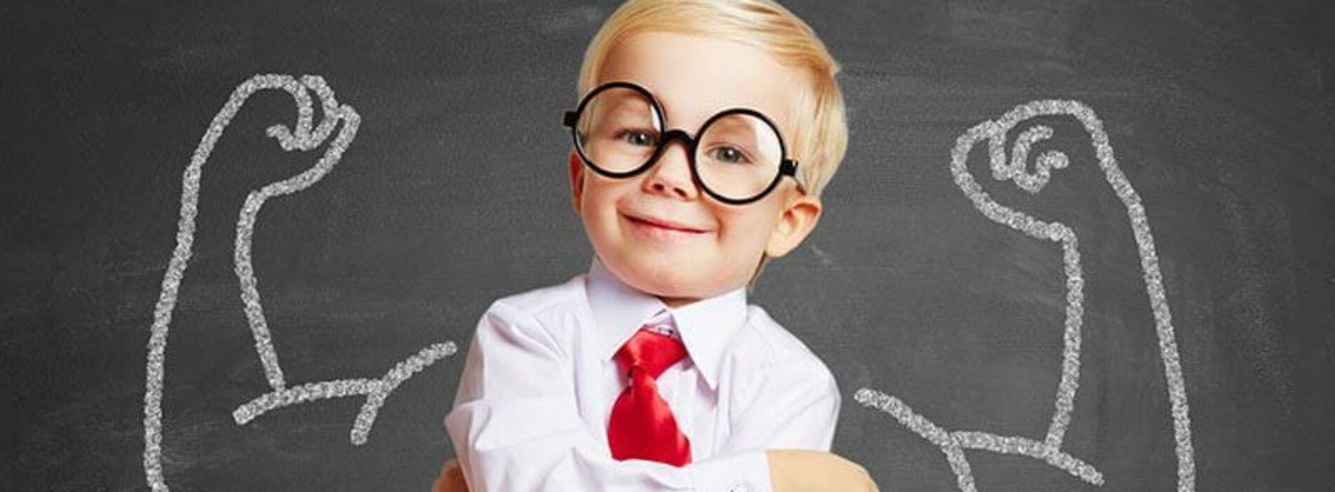 Bambini e autostima, l'importante è premiarli a ogni successo
