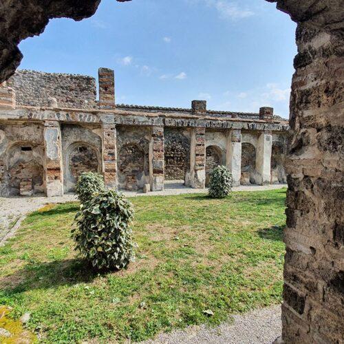 Giornata Nazionale del Paesaggio, Pompei si racconta sul web