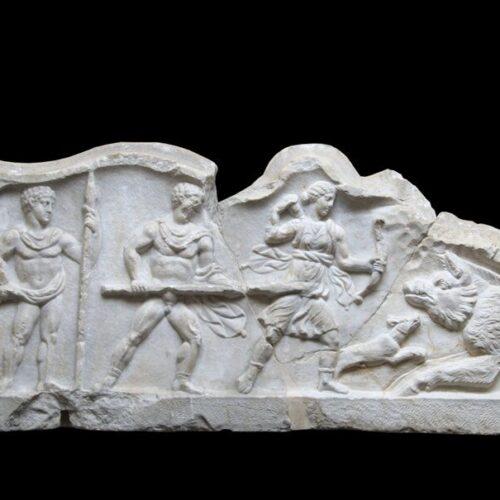 Ecco i Gladiatori al Mann, reperti anche dall'Arena di Spartaco