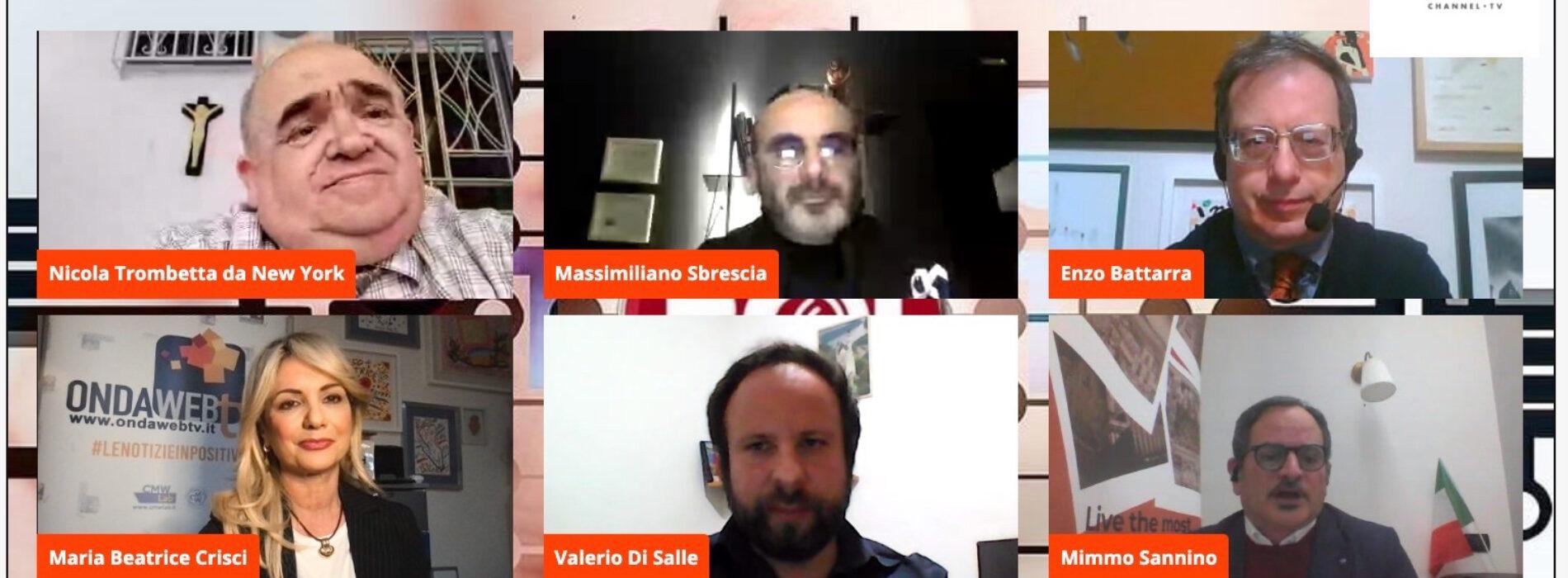 RoiTv, il canale web per gli emigranti che è un ponte culturale