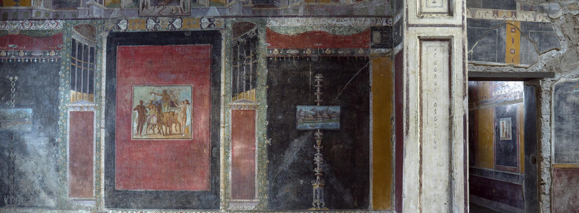 Pompei svelata, il fotografo Luigi Spina entrerà in ogni domus
