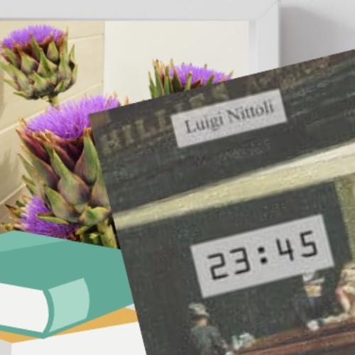 """""""23:45"""", presentazione sul web del primo libro di Luigi Nittoli"""
