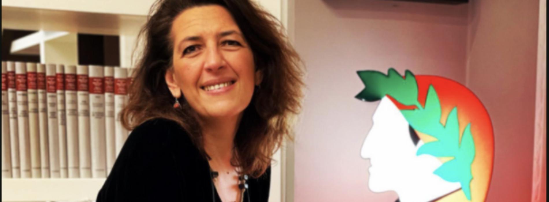 'O Nfierno, Marilena Lucente  presenta il suo Dante napoletano