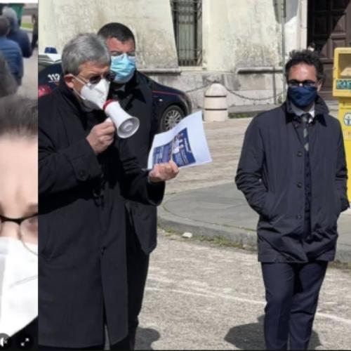 Pandemia. Confesercenti, imprese in piazza anche a Caserta