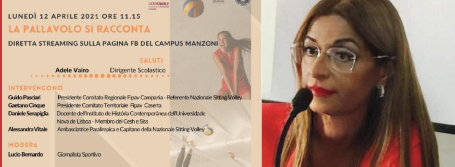 La pallavolo si racconta al Campus Manzoni, diretta streaming