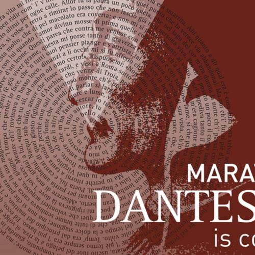 Maratona dantesca is coming, lunedì l'evento con la Vanvitelli