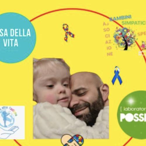 Disabilità. Culture break, l'ospite online è Luca Trapanese