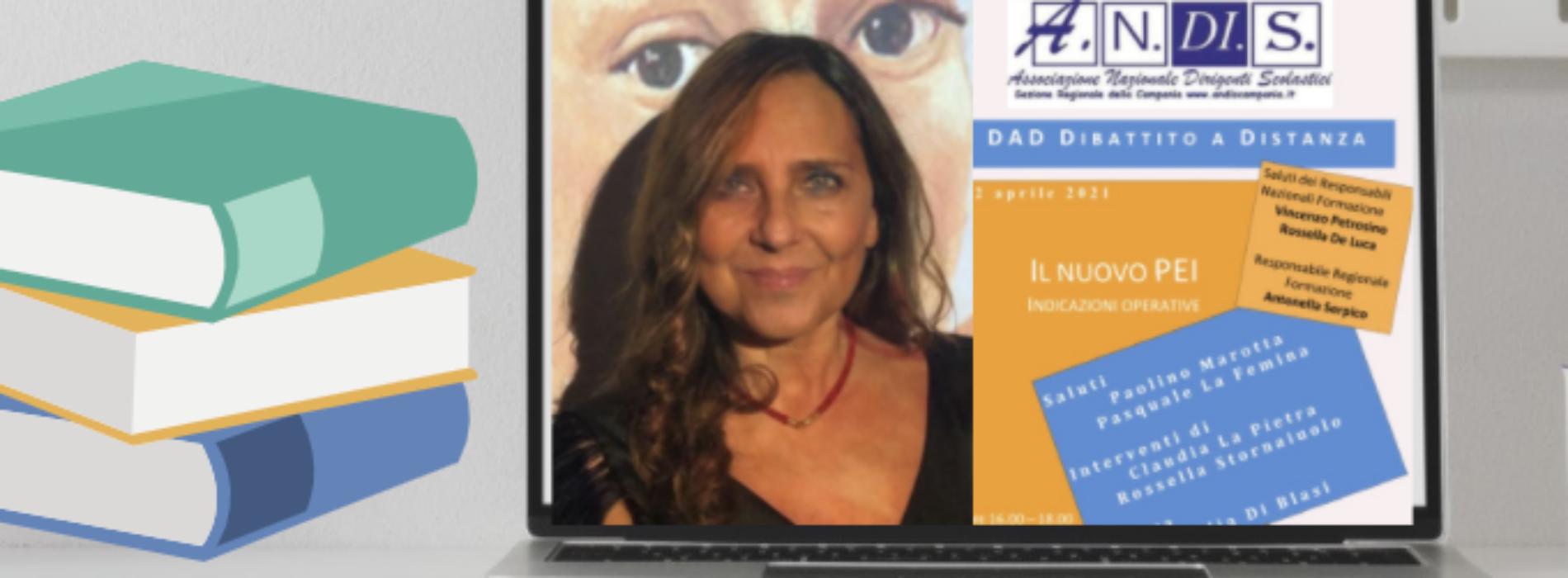 Il nuovo Pei. Serpico: successo per il seminario Andis online