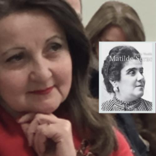 'A signora al Campus Manzoni, Nadia Verdile su Matilde Serao