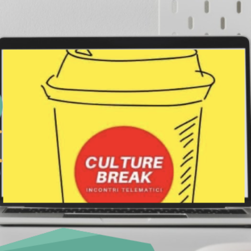 Culture break. Uno spazio di confronto online per i giovani