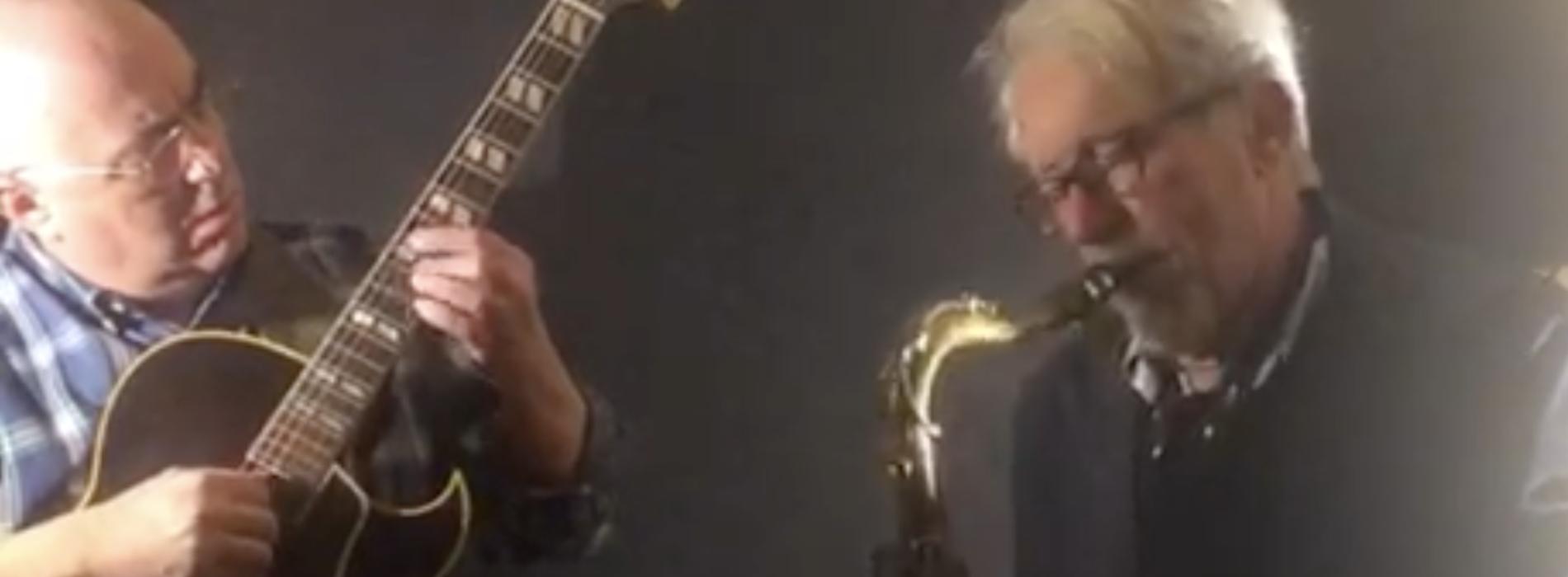 Giornata del Jazz, da Caserta l'omaggio di Condorelli e D'Argenzio