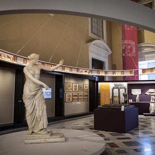 I Gladiatori sono sui social, il Mann anticipa la mostra sul web