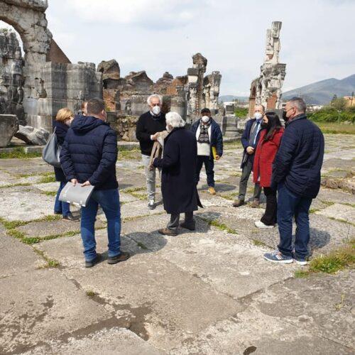 Brillerà l'arena di Spartaco, consegnati i progetti di restauro