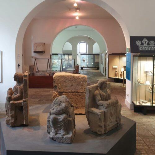 Museo dell'Antica Capua, spazi riallestiti per i visitatori