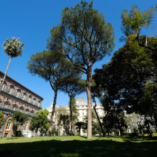 """La Campania va in """"verde"""", riaprono i parchi reali dei Borbone"""