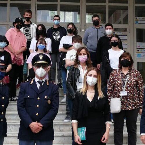 Cyberbullismo, il liceo artistico San Leucio in prima linea