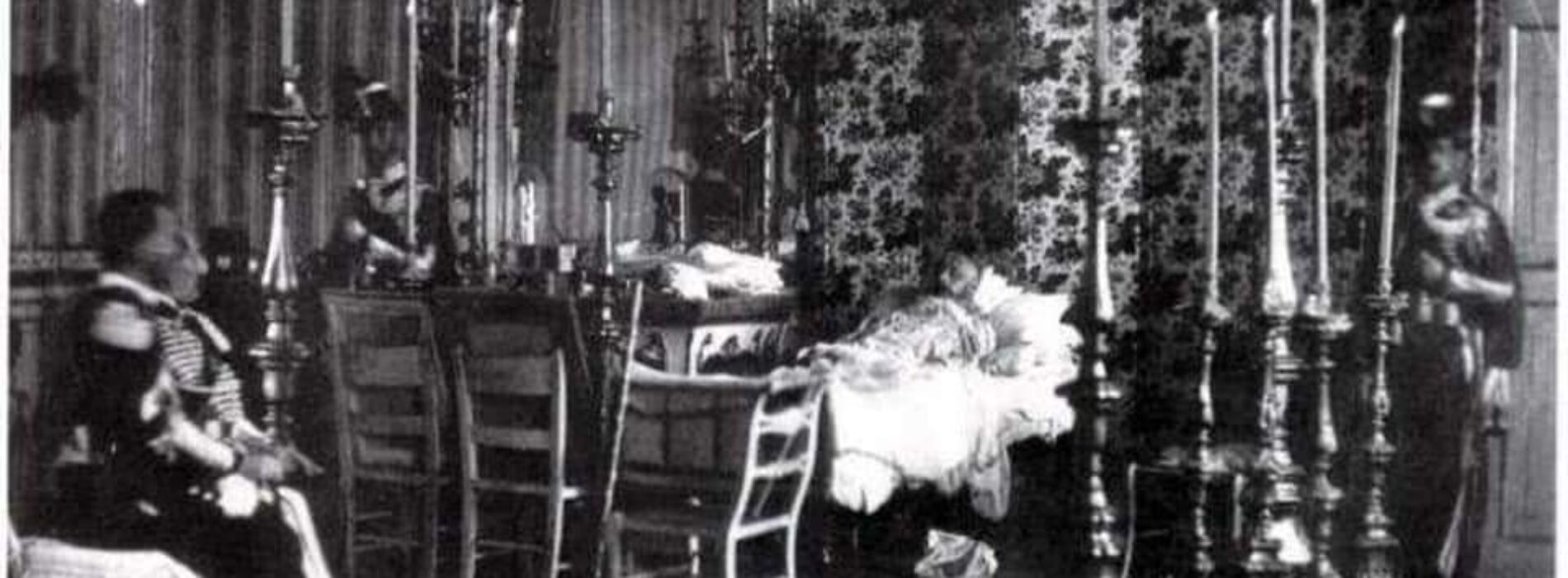 Fuoco agli arredi, il 22 maggio del 1859 moriva a Caserta il Re