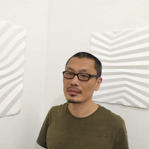 Dimension, l'arte del giapponese Aisu da Centometriquadriarte
