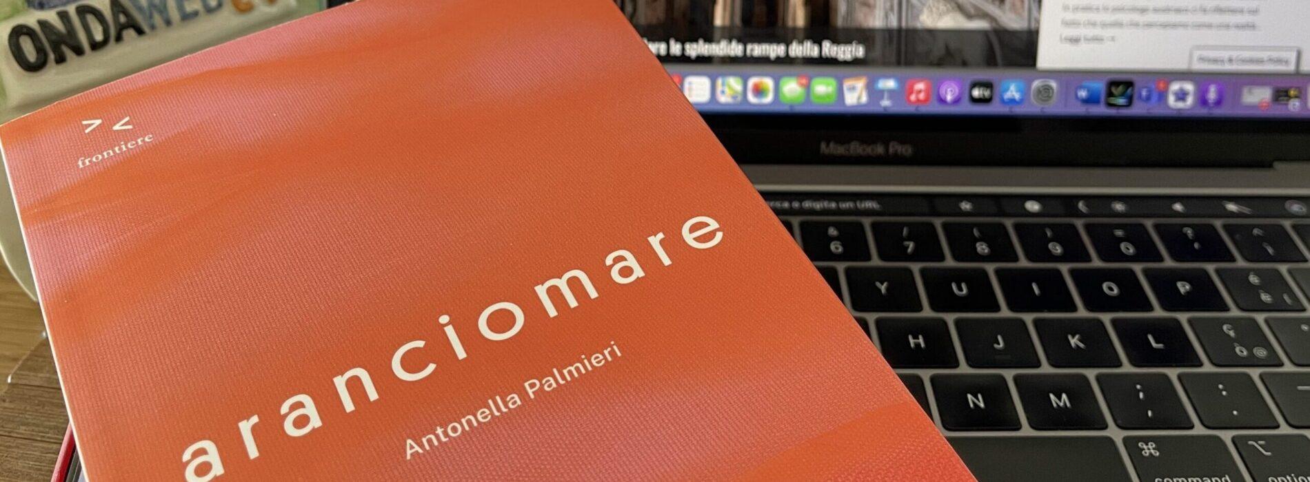 Aranciomare, fruscii di seta nel romanzo di Antonella Palmieri
