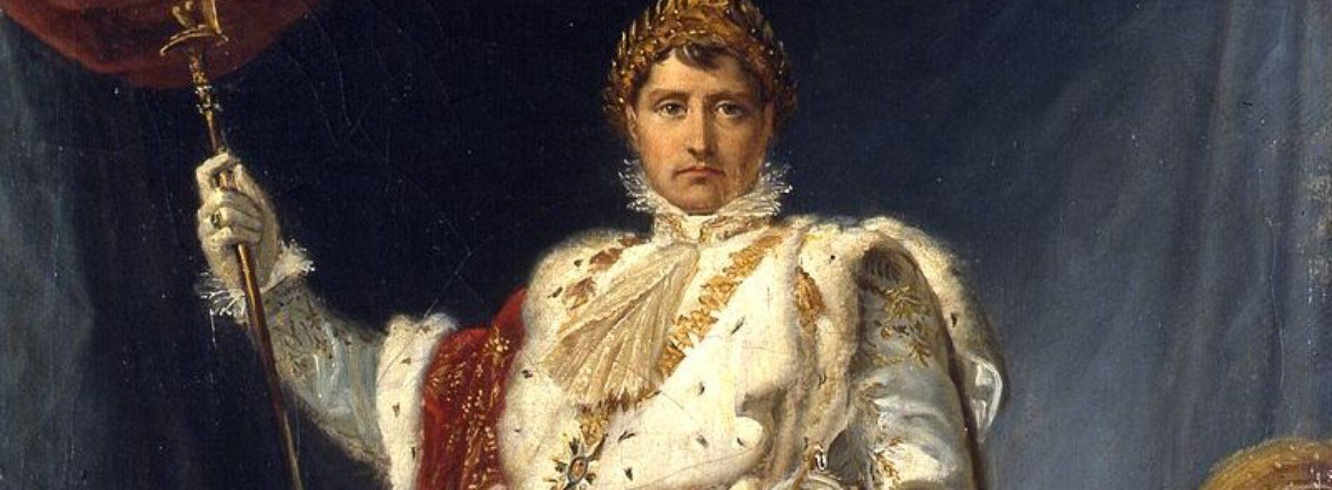 Due secoli dal 5 maggio, segni e api di Napoleone nella Reggia