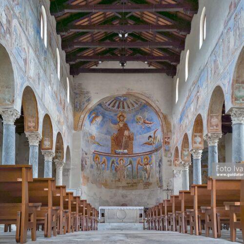 Ti ci porto io! La Basilica di Sant'Angelo in Formis