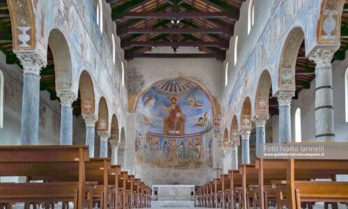 Ti ci porto io… a Sant'Angelo in Formis! La basilica  affrescata