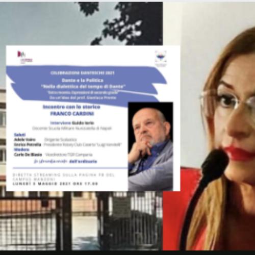 Dante e la politica: lo storico Franco Cardini al Campus Manzoni