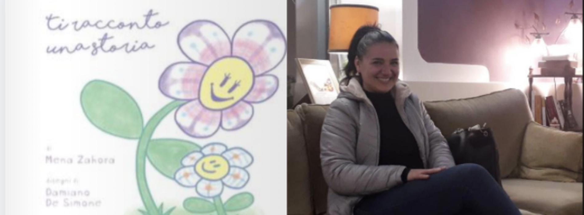 Ti racconto una storia, il libro per bambini di Mena Zehora