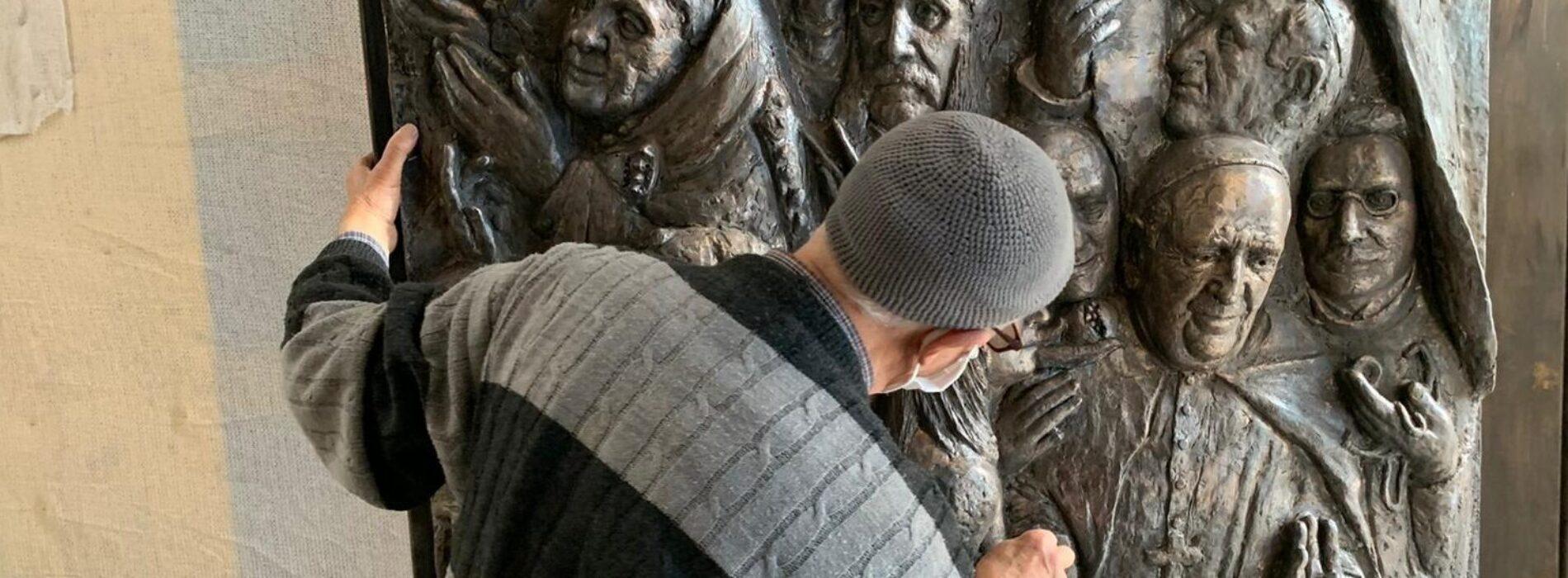 Arte sacra, la firma di Battista Marello al Santuario di Pompei