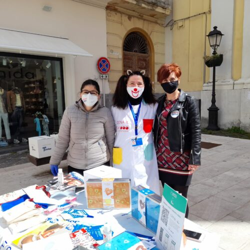 Telethon. Week end in piazza a Caserta per la solidarietà