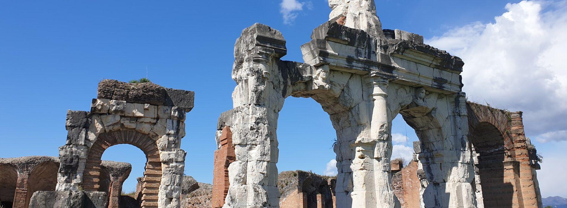 Anfiteatro, si riparte! Le visite nonostante il restauro in corso