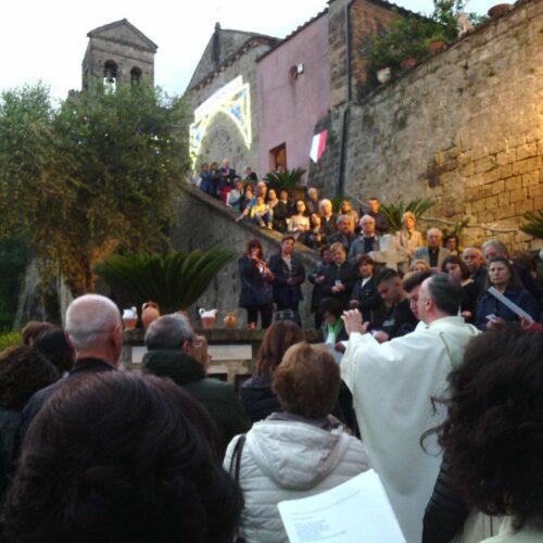 Riti e tradizioni, festa dell'Ascensione a Piedimonte di Casolla