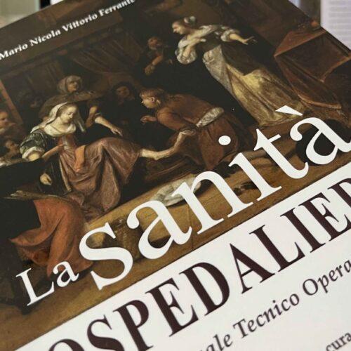 Sanità ospedaliera, Mario Ferrante firma il libro che non c'era