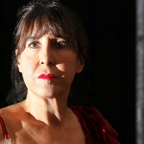 Marina Confalone, una regina del teatro al Campania Festival