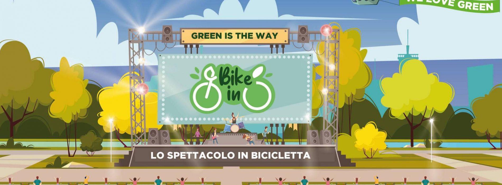 Suona Bike-in, festival eco friendly per la prima volta a Napoli