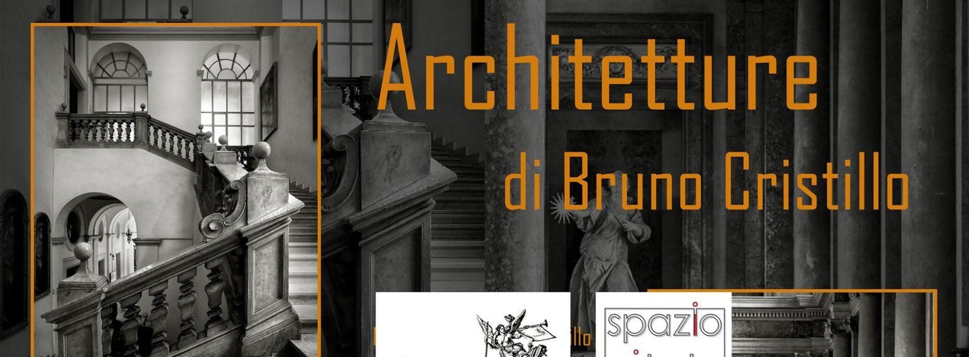 Architetture in bianco e nero, Aversa accoglie Bruno Cristillo