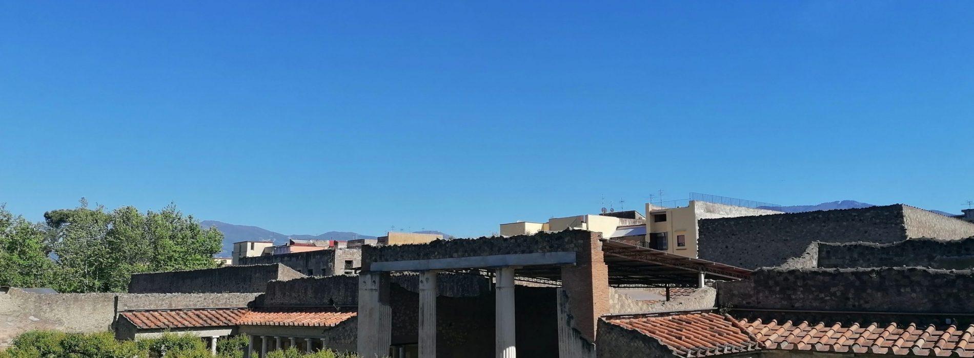 Oltre Pompei, sviluppo per la buffer zone degli scavi vesuviani
