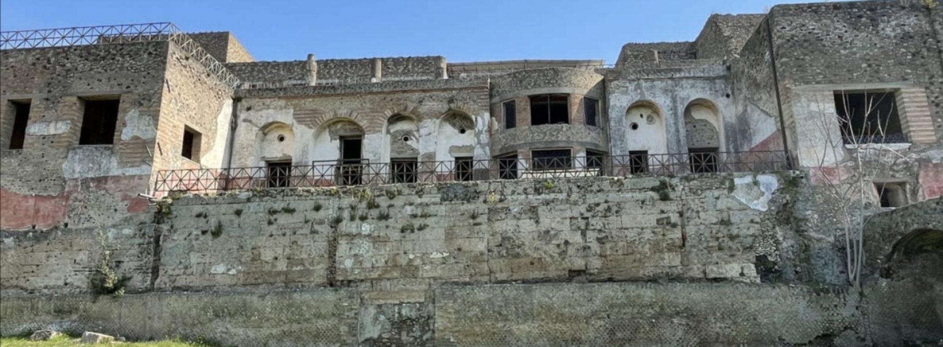 Pompei svelata, iniziati i lavori per aprire l'Insula Occidentalis